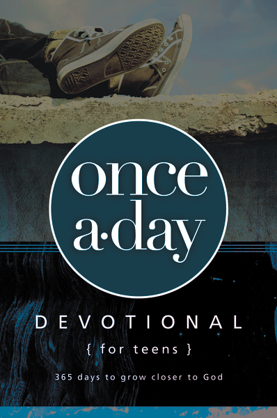 Once-A-Day Devotional for Teens  by Kevin Johnson