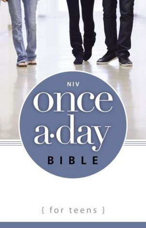 Once-A-Day Bible for Teens--Kevin Johnson